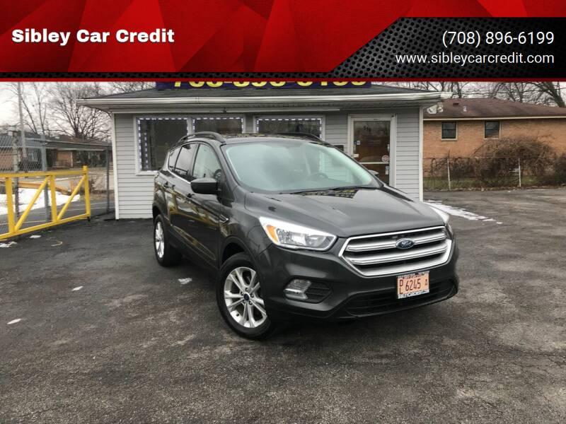 2018 Ford Escape for sale in Dolton, IL