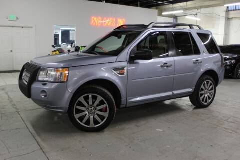 2008 Land Rover LR2 for sale at R n B Cars Inc. in Denver CO
