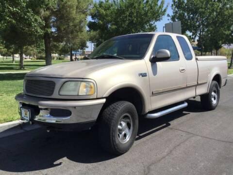 1997 Ford F-150 for sale at Del Sol Auto Sales in Las Vegas NV