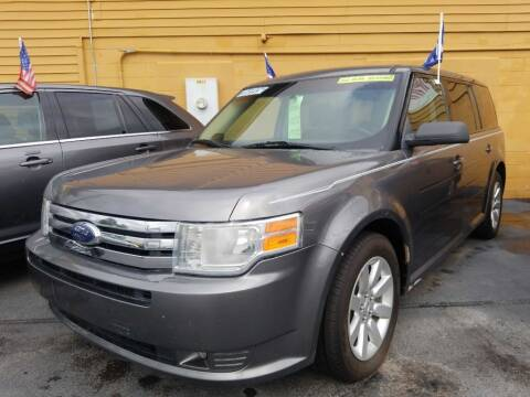 2009 Ford Flex for sale at American Auto Group LLC in Saginaw MI
