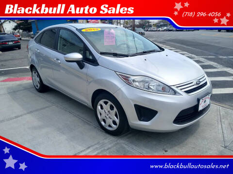 2013 Ford Fiesta for sale at Blackbull Auto Sales in Ozone Park NY