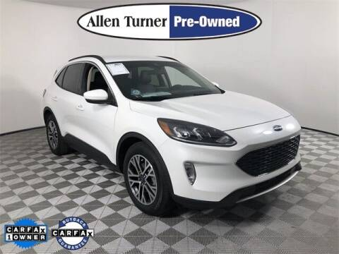 2020 Ford Escape for sale at Allen Turner Hyundai in Pensacola FL