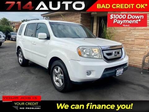 2011 Honda Pilot for sale at 714 Auto in Orange CA