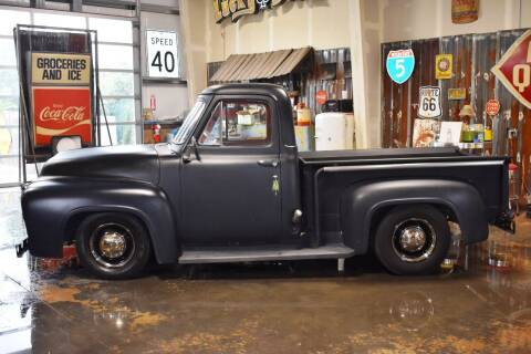 1953 Ford F-100 for sale at Cool Classic Rides in Redmond OR