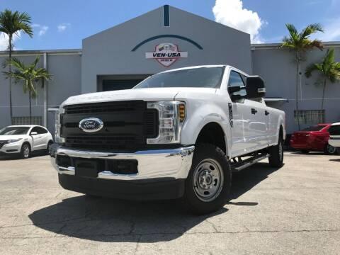 2018 Ford F-250 Super Duty for sale at Ven-Usa Autosales Inc in Miami FL