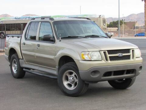 2003 Ford Explorer Sport Trac for sale at Best Auto Buy in Las Vegas NV