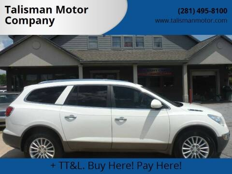 2012 Buick Enclave for sale at Don Jacobson Automobiles in Houston TX