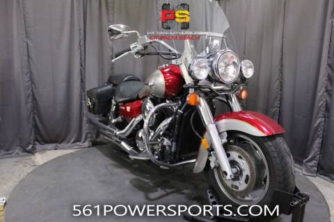 2007 Kawasaki Vulcan® 1600 Classic for sale at Powersports of Palm Beach in Hollywood FL