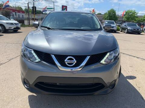2017 Nissan Rogue Sport for sale at Minuteman Auto Sales in Saint Paul MN