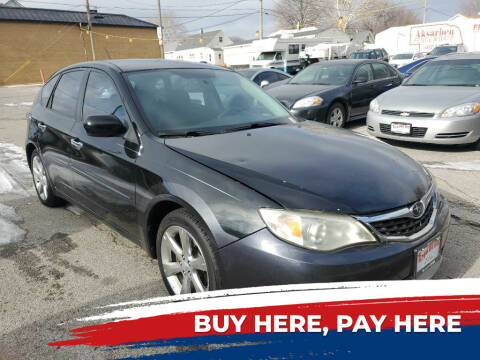 2009 Subaru Impreza for sale at ROYAL AUTO SALES INC in Omaha NE