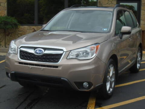 2015 Subaru Forester for sale at Rogos Auto Sales in Brockway PA