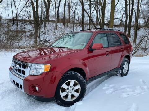2012 Ford Escape for sale at Kenny Vice Ford Sales Inc - USED Vehicle Inventory in Ladoga IN