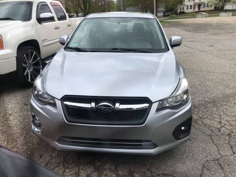 2013 Subaru Impreza for sale at Worldwide Auto Sales in Fall River MA