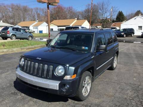 2008 Jeep Patriot for sale at Image Auto Sales in Bensalem PA