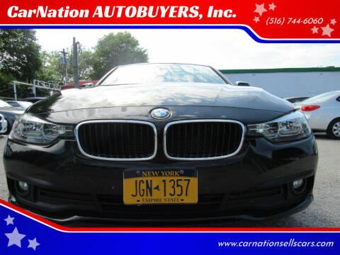 2016 BMW 3 Series for sale at CarNation AUTOBUYERS, Inc. in Rockville Centre NY