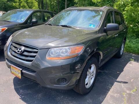 2010 Hyundai Santa Fe for sale at Lafayette Motors in Lafayette NJ