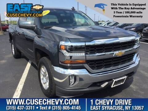 2017 Chevrolet Silverado 1500 for sale at East Syracuse Performance Sales & Service in Syracuse NY