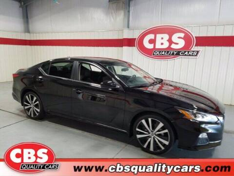 2020 Nissan Altima for sale at CBS Quality Cars in Durham NC