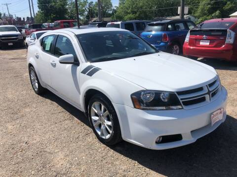 2012 Dodge Avenger for sale at Truck City Inc in Des Moines IA