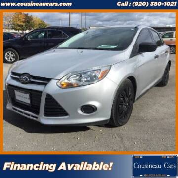 2014 Ford Focus for sale at CousineauCars.com in Appleton WI