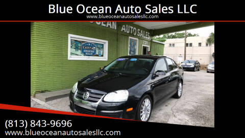 2009 Volkswagen Jetta for sale at Blue Ocean Auto Sales LLC in Tampa FL