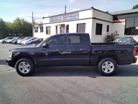 2010 Dodge Dakota for sale at S & S Motors in Marietta GA