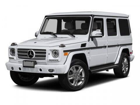 2014 Mercedes-Benz G-Class for sale at Distinctive Car Toyz in Pleasantville NJ
