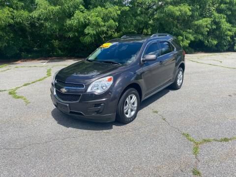 2014 Chevrolet Equinox for sale at Westford Auto Sales in Westford MA