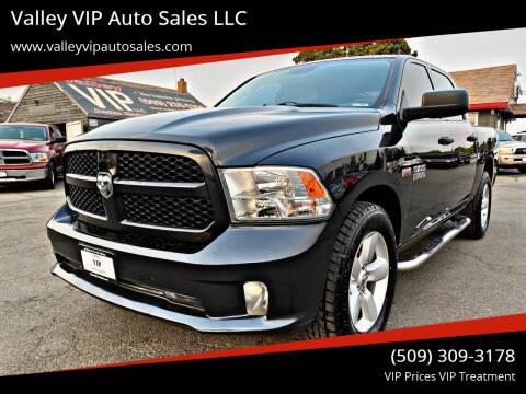 2015 RAM Ram Pickup 1500 for sale at Valley VIP Auto Sales LLC in Spokane Valley WA