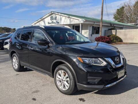 2018 Nissan Rogue for sale at Best Used Cars Inc in Mount Olive NC