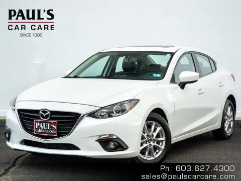 2016 Mazda MAZDA3 for sale at Paul's Car Care in Manchester NH