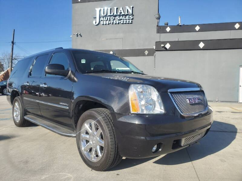 2013 GMC Yukon XL for sale at NUMBER 1 CAR COMPANY in Detroit MI