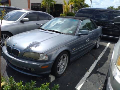 2002 BMW 3 Series for sale at LAND & SEA BROKERS INC in Pompano Beach FL