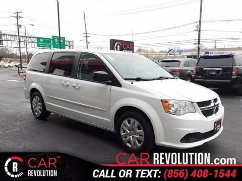 2017 Dodge Grand Caravan for sale at Car Revolution in Maple Shade NJ