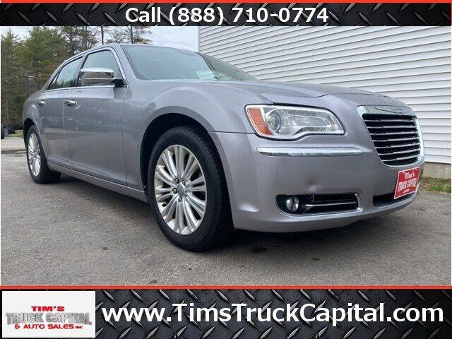 2014 Chrysler 300 for sale at TTC AUTO OUTLET/TIM'S TRUCK CAPITAL & AUTO SALES INC ANNEX in Epsom NH