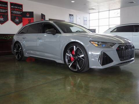 2021 Audi RS 6 for sale at Harrison Imports in Sandy UT