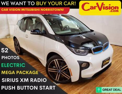 2015 BMW i3 for sale at Car Vision Mitsubishi Norristown in Trooper PA