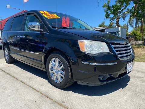 2008 Chrysler Town and Country for sale at 3K Auto in Escondido CA