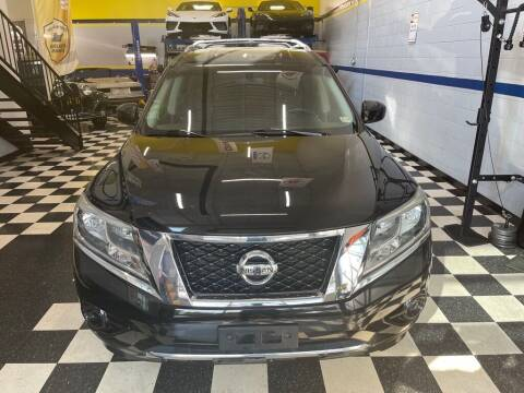 2013 Nissan Pathfinder for sale at Euro Auto Sport in Chantilly VA