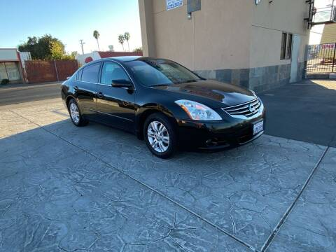 2011 Nissan Altima for sale at Exceptional Motors in Sacramento CA