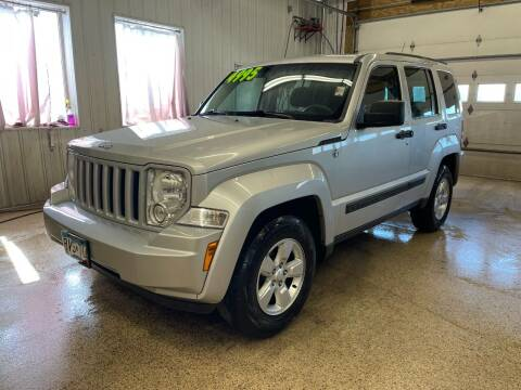 2011 Jeep Liberty for sale at Sand's Auto Sales in Cambridge MN
