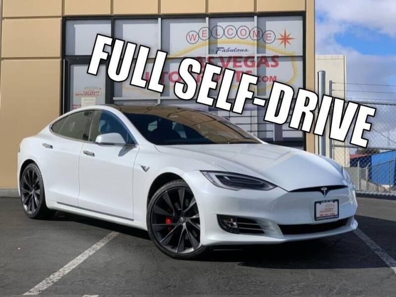 2020 Tesla Model S for sale at Las Vegas Auto Sports in Las Vegas NV