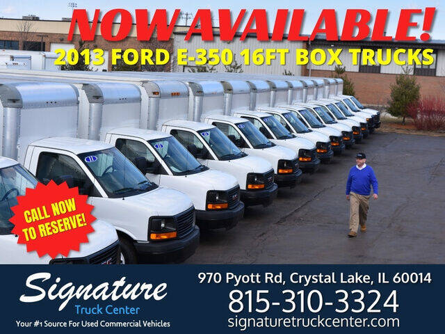 2013 Ford E-350 for sale in Crystal Lake, IL