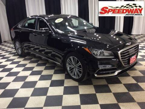2018 Genesis G80 for sale at SPEEDWAY AUTO MALL INC in Machesney Park IL