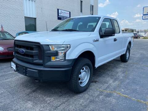 2016 Ford F-150 for sale at AUTOSAVIN in Elmhurst IL