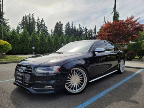 2014 Audi S4 for sale at Silver Star Auto in Lynnwood WA
