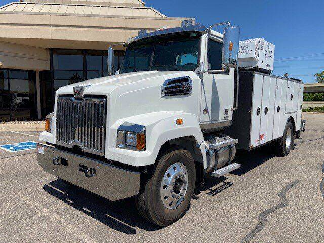 2021 Western Star 4700 SF for sale in Minneapolis, MN