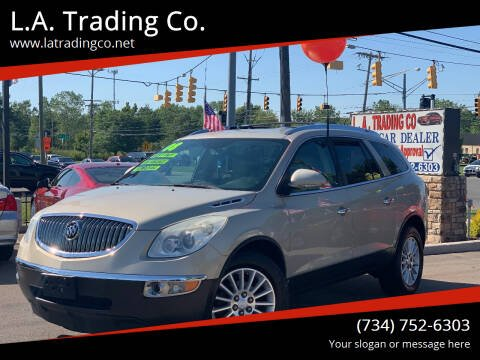 2008 Buick Enclave for sale at L.A. Trading Co. in Woodhaven MI