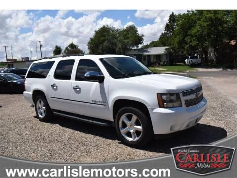 2011 Chevrolet Suburban for sale at Carlisle Motors in Lubbock TX