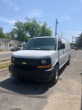 2017 Chevrolet Express Cargo for sale at Homer Ave Automotive in Pleasantville NJ